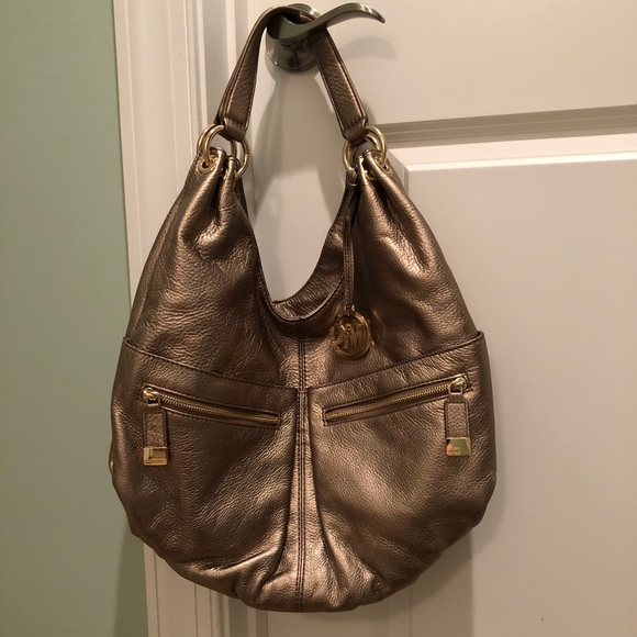 c8eb79caab20 Michael Kors Bags | Layton Pocket Hobo Bag Purse | Poshmark